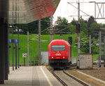 ÖBB 2016 002 am 01.06.2016 in St.