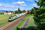 1016 020 mit DGS 41126 am 18.06.2020 bei Stephansposching.