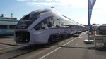 ED161 IC PKP Innotrans Berlin am Tag davor 19.09.2016