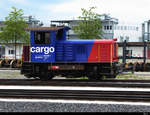 MFAG - Ex SBB Traktor Tm 2/2  98 85 5 232 226-1 in einen Industrieareal in Luterbach-Attisholz am 28.06.2020