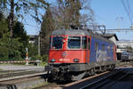 Die Re 620 013-3  RAPPERSWIL  brachte am 24.