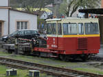 MUV-69.2-844 war im April 2017 in Usti nad Labem-Strekov abgestellt.