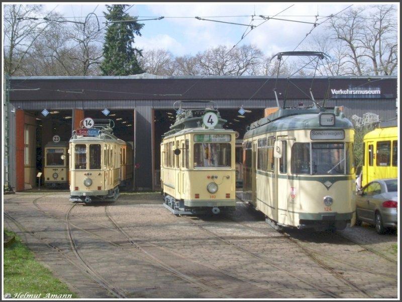 h links Halle Von