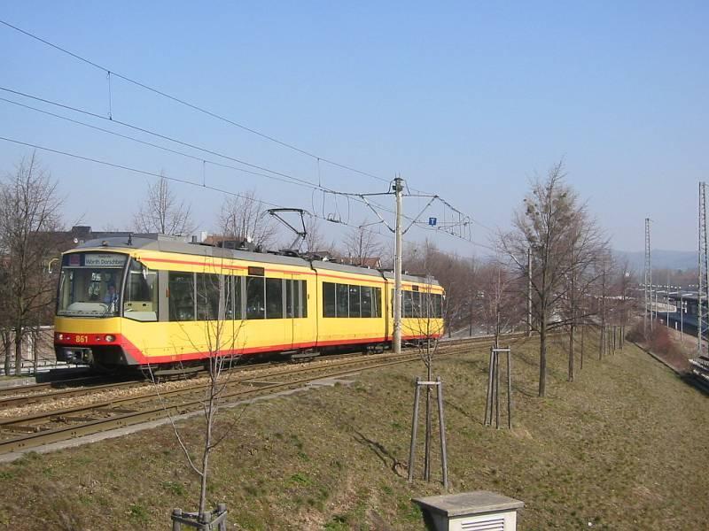 Linie 5 Pforzheim